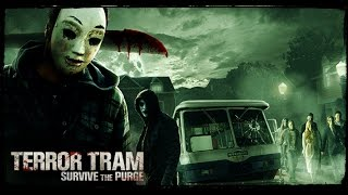 Survive The Purge at Halloween Horror Nights