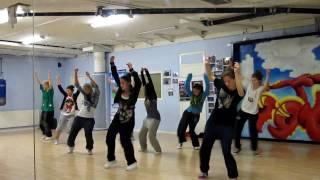 Vybz Kartel ft Popcaan Gaza Slim- Clarkes Dance class/Practice -  choreography by MELPO