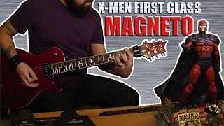 MAGNETO THEME - METAL GUITAR COVER - X-MEN FIRST CLASS OST - PRS