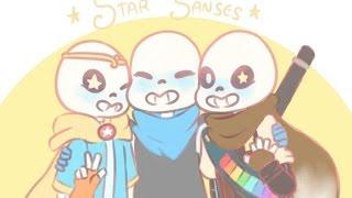 Star Sanses Tribute/Amv - We are the Star Sanses