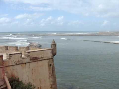 Kasbah (fort) des Oudaias @ Rabat, Morocco