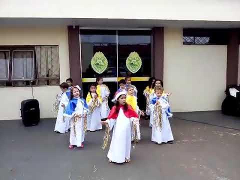 Policiais Militares de Ubiratã são homenagem por crianças da Educação Infantil - Cidade Portal