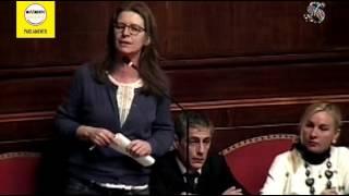 Deliberazione sulla richiesta di dichiarazione d'urgenza su MPS, Bottici (M5S)