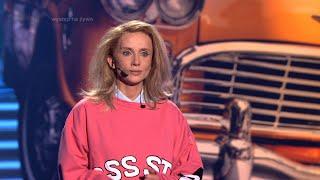 Katarzyna Zielińska jako Vanessa Paradis - Twoja Twarz Brzmi Znajomo