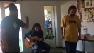 Congo Ghetto ft Jah Nattoh Mama Omega (Acustico Mauro Novoa)