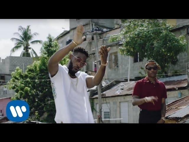 Videoclip oficial de 'Mamacita', de Tinie Tempah y Wizkid.
