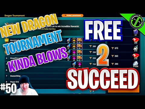 So... This New Dragon Tournament, AmiRite??? | Free 2 Succeed - EPISODE 50