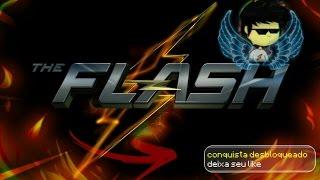 ✔The Flash (PRÉVIA) Efeito pelo KineMaster