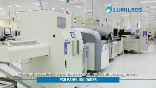 Matrix Platform Manufacturing: 8 - PCB Panel Unloader