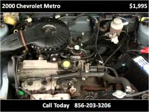 Jeff Wyler Chevy >> 2000 Chevrolet Metro Problems, Online Manuals and Repair ...