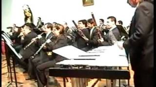Larry Salgado (Director) - Banda Sinfónica - Noches de Niza