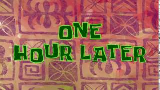One Hour Later | SpongeBob Time Card #96
