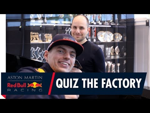 Quiz The Factory   Testing The Team's F1 Knowledge Ahead of Race 1000