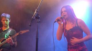 Blackbriar - Fight And Overcome (live @ Willemeen Arnhem 31.01.2016) 1/2