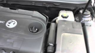 Vauxhall Insignia Engine Cover Removal