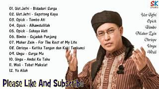Lagu Religi Ust Jefri, Opick, Bimbo, Maher Zein, Ungu & Wali (Syahdu - Enak di Dengar) #01 width=