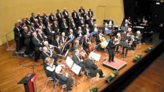 Nieuwjaarsconcert Happy Days 2011 Zutphen Radetsky Mars
