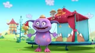 Disney Junior - Henry O Monstro Feliz