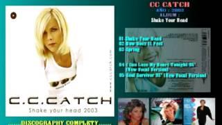 CC CATCH - I CAN LOSE MY HEART TONIGHT 98` (VOCAL VERSIÓN) Original