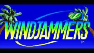 Wind Jammers Arranged Soundtrack   THE WINNER (Ending)