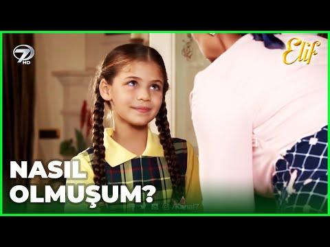 Elif'in Okul Heyecanı - Elif Dizisi