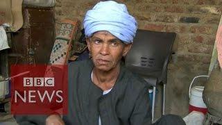 Egyptian woman's life as a man - BBC NEws