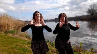 la voz de mis manos & Noelia Garcia - Reggaeton lento - (CNCO LSE cover)