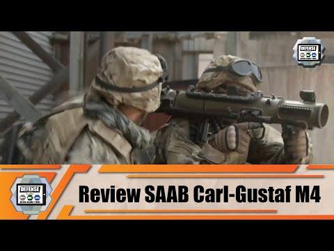 Swedish company SAAB to deliver anti-tank weapon system Carl-Gustaf M4 to Latvia and Estonia