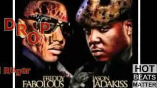 "🎹🎹 ""STRAIGHT DROP"" (JADAKISS / FABOLOUS type Beat ) Freddie vs Jason"