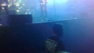 Massive Attack- Karmacoma @ Badalona 07.10.2010
