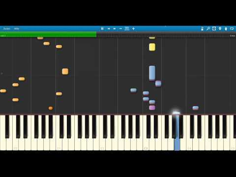 Synthesia Axel F Crazy Frog Midi Download Piano Hd Chords