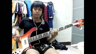 Sixpence None The Richer - Kiss Me (Bass Cover)