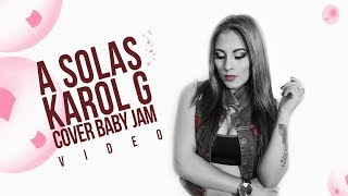 A SOLAS (COVER) BABY JAM | JOTA MUSIC |SLOWGROUP