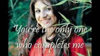 Paula DeAnda- Wanna Be With You WITH Lyrics
