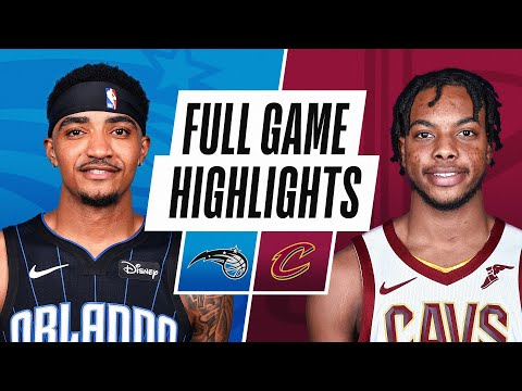 MAGIC at CAVALIERS | FULL GAME HIGHLIGHTS | April 28, 2021