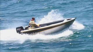 Waverider 450 offshore  boat