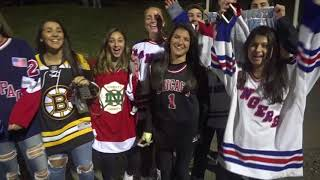 Dan Zumpano highlights from CT Sports Now October 20, 2017