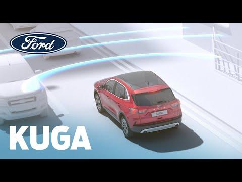 Nye Ford Kuga | Kollisjonsforebygging | Ford Norge