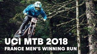 Martin Maes' Unexpected Win in La Bresse | UCI MTB 2018