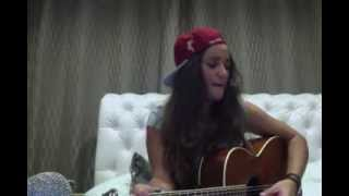 Ria Ritchie - Frank Ocean - Thinking About You Acoustic Cover