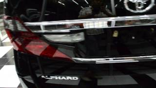 Toyota Alphard Glasscoating With Modesta P 01A + BC 05 By Mic Car Detailing