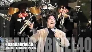 Juan Gabriel - Preciosa Bellas Artes Pto. Rico
