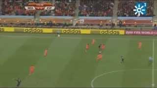 Canal Sur retransmite la Final del Mundial de Fútbol | Holanda vs España |