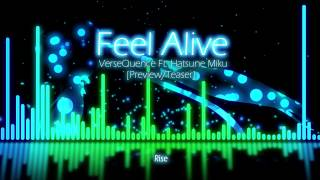 Upcoming new song [Feel Alive] [VerseQuence] [Hatsune Miku] #5