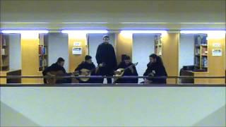 Grupo de Fados e Guitarradas da Faculdade de Ciências - Inquietação (José Afonso)