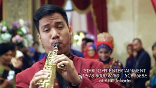 My Endless Love - Saxophone Wedding Entrance (Starlight Cover)