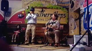 sam davis's live broadcast: Hilton & Ray@ Southern Hops Open Mic