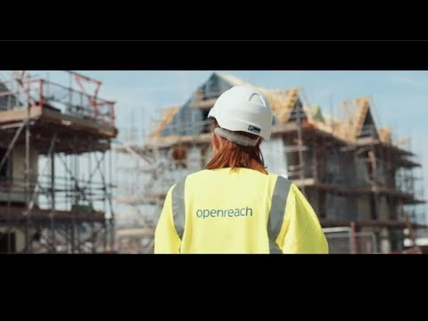 We're Openreach