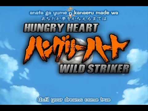 Kiseki No Tsubasa de Hungry Heart Letra y Video