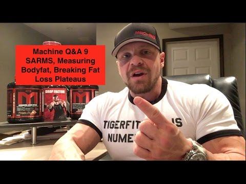 Machine Q&A 9 | Measuring Bodyfat, Breaking Fat Loss Plateaus